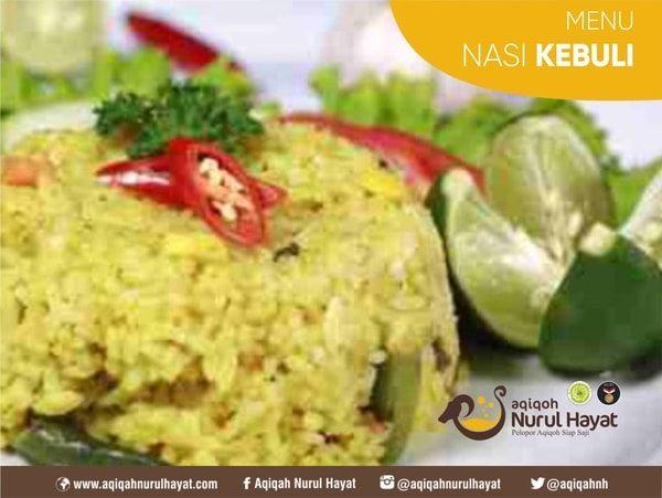 Paket Aqiqah Jakarta Barat Nurul Hayat Nasi Kebuli