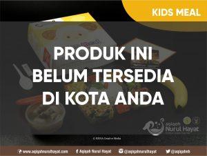 Paket Aqiqah Jakarta Barat Nurul Hayat Paket Kids Meal
