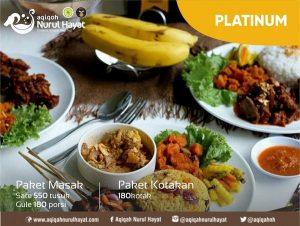 Paket Aqiqah Jakarta Barat Nurul Hayat Paket Kotakan Platinum
